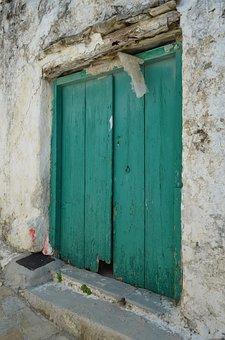 Door, Goal, Old Door, Doors, Old, Gate, Break Up, Ruin