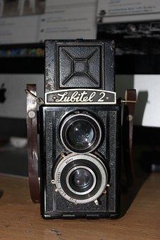 Old Camera, Photography, Studio, Camera, Old, Photo