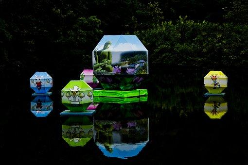 Chungnam, Lantern, Heart Lanterns