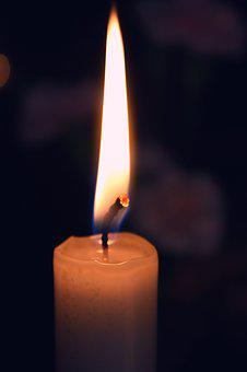 Candle, Flame, Fire, Light, Decoration, Candlelight