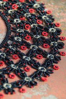 Jewelry, Folk Jewelry, Pearl, Pearl Jewelry, Beading