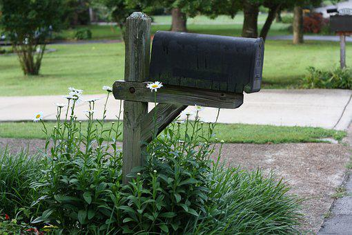 Mailbox, Mail Box, Letter, Postal, Letterbox