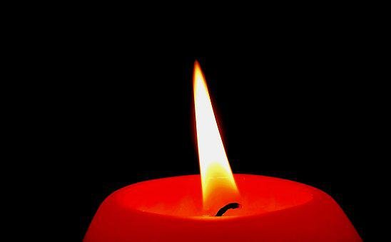 Candle, Wick, Flame, Burn, Light, Wax, Candlelight