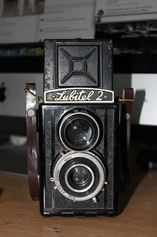 Old Camera, Photography, Studio, Camera, Old, Photo
