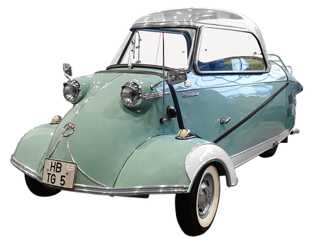 Messerschmitt, Cabin Scooter, 50 Years, Oldtimer