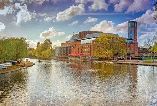 Rsc Theatre, Stratford Upon Avon, Royal, Shakespeare
