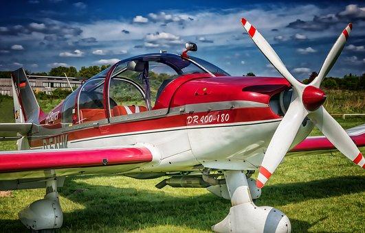 Aircraft, Propeller, Propeller Plane, Fly, Aviation