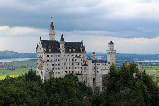 Castle, Princess, Towers