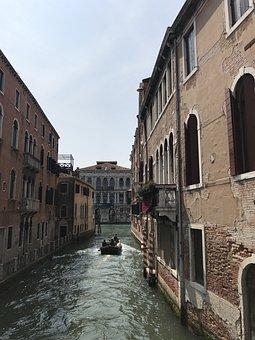 Venezia, Canal, I, Italy, Venice, Europe, Italian