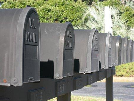 Mailbox, Mail, Post, Box, Communication, Postal