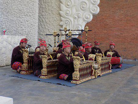 Traditional, Music, Bali, Balinese, Sound, Tradition