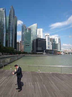 Singapore, Manager, Success, Business, Economy