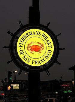Fishermans, Wharf, Francisco, San, Pier, California