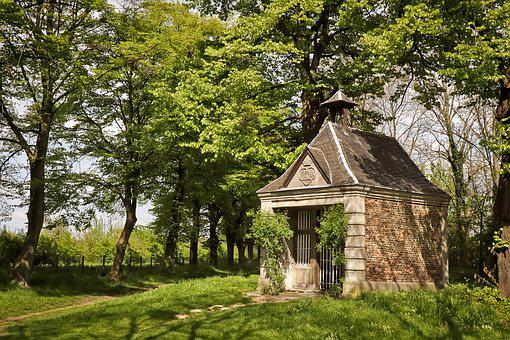 Chapel, Away, Nature, Landscape, Wayside Chapel
