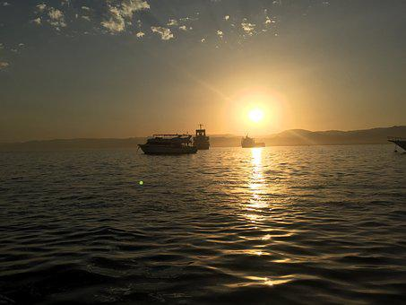 Mohammed Bawatna - Jordan, Sunset