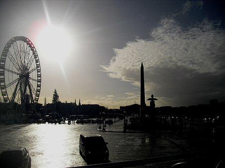 France, Paris, Travel, City, Plaza, Urban