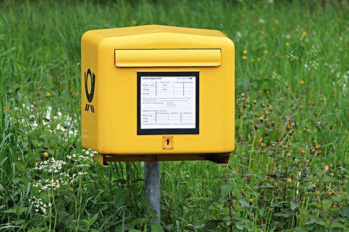 Mailbox, Post, Letter Boxes, Postage Promotion, Rural