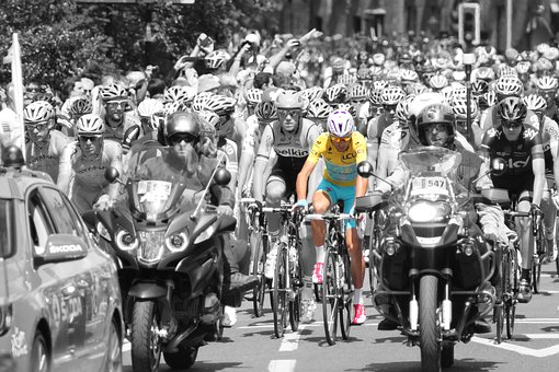 Tour De France, Nibali, Cyclist, Cyclists, Peleton