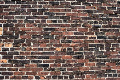 Brick Wall, Background, Backdrop, Grunge, Brick, Wall