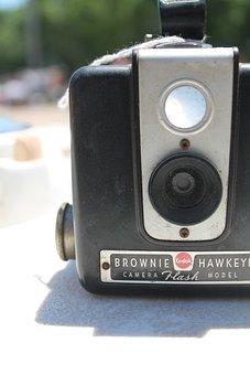 Camera, Vintage Camera, Antique Camera, Vintage