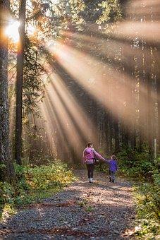 Beautiful, British Columbia, Canada, Child, Daughter