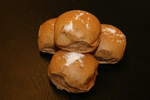 Breakfast Bread, Buns, Baked, Bakes Bread