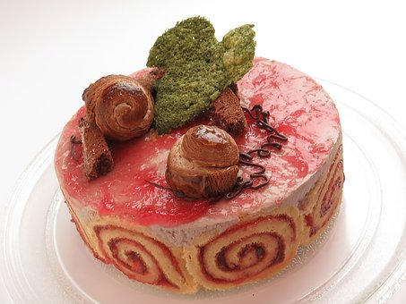 Cake, Wine, Sweet, France Confectionery, Food, Suites