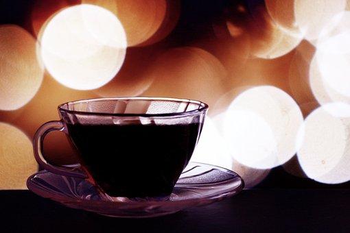 Cup Of Coffee, Coffee, Glass Mug, Product