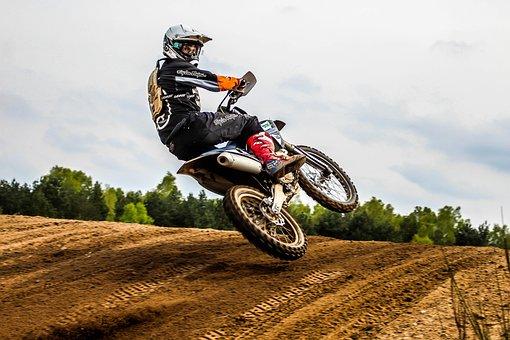 Motorsport, Motorcycle, Motocross, Sport