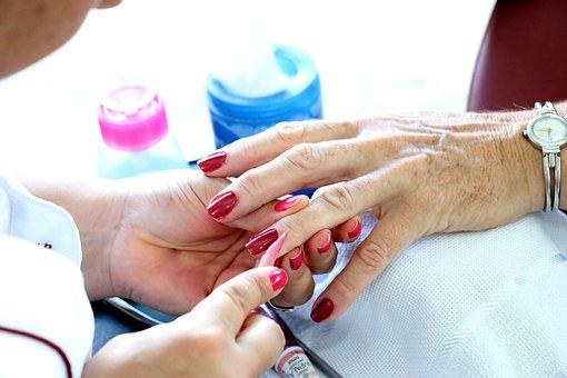 Manicure, Professions, Nail