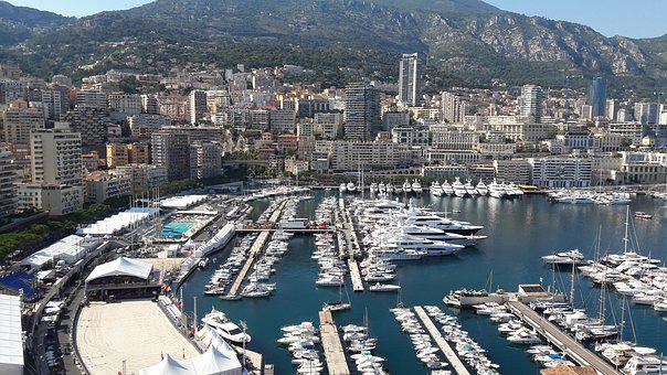 Monte Carlo, Monaco, Port