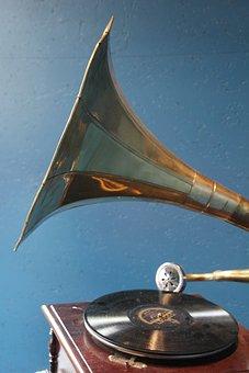 Gramophone, Nostalgia, Turntable, Record, Record Player