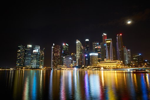 Reflection, The Work, Hotel, Asian, Singapore, High