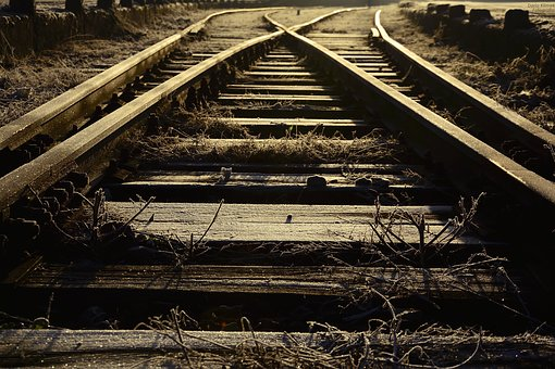 Way, Tracks, Light, Rails, The Railways