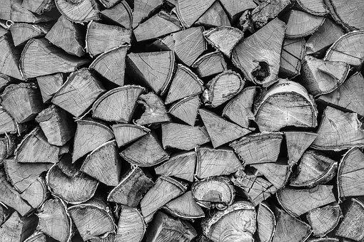 Timber, Wood, Firewood, Pile, Stack, Woodpile, Trunk