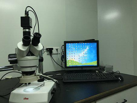 An Optical Microscope, Image Acquisition
