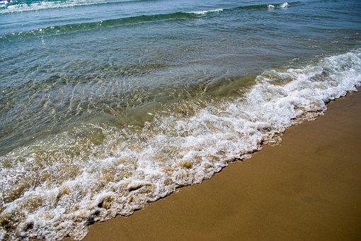Beach, Sea, Ocean, Sand, Water, Vacation, Tropical