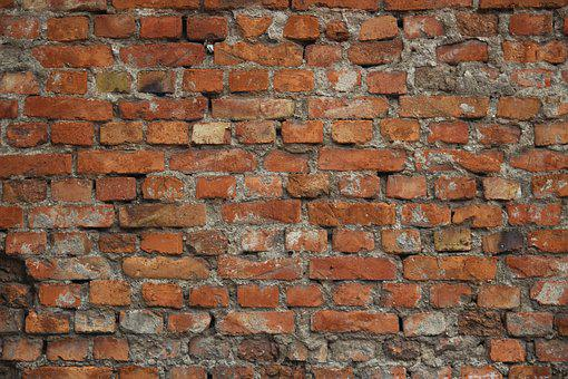 Brick, Wall, Architecture, Brick Wall Background