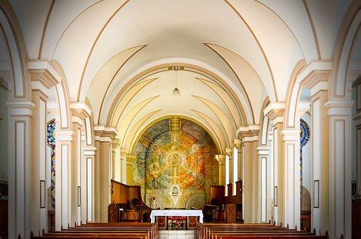 Church, Faith, Art, Catholic Church, Catholicism
