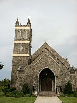 Church, Architecture, Building, Landmark, Religion