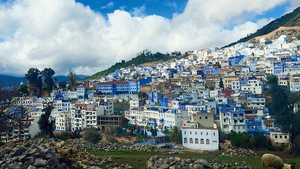 Chefchaouen, Morocco, Blue City, Medina, Town, Moroccan
