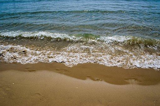 Beach, Shore, Sea, Vacation, Ocean, Tropical, Water