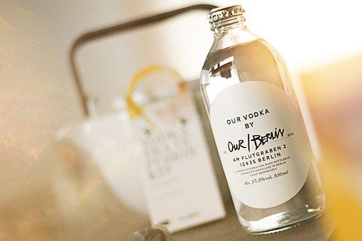 Vodka, Our Vodka, Our Berlin, Bottle, Tea Infusion Kit