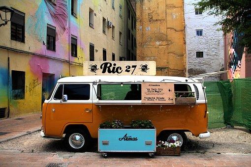 Van, Vintage, Antique Car, Historic Vehicle, Abandoned