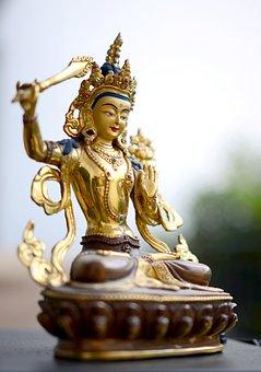 Statue, Nepal, Buddhism, Sanctuary