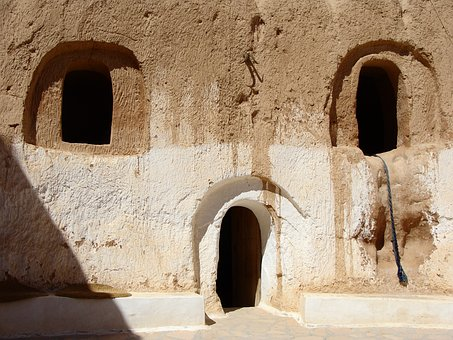 Berber, Architecture, Simple, Ancient, Travel, Africa
