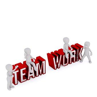 Team, Teamwork, Team Spirit, Together, Cooperation