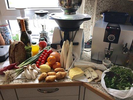 Food, Eat, Vegetables, Vitamins