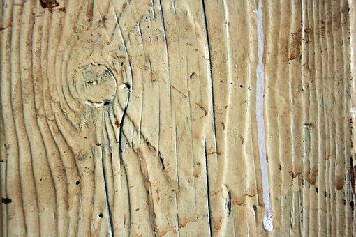 Texture, Wood, Knot, Wooden, Surface, Door, Lines