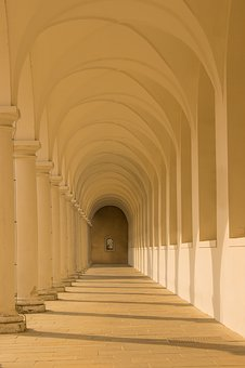 Arches, Gang, Arch, Architecture, Archway, Building